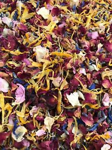 1-Litre-Biodegradable-Rose-Wedding-Confetti-Natural-Dried-Real-Petals-15-Guests