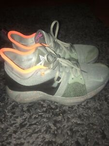 timeless design fde64 b32f4 Details about Nike Basketball PG 2 Palmdale Paul George Size 9.5