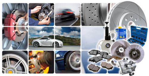 KIT 4 PASTICCHE FRENO ANTERIORE BMW X5 4.4  210KW DAL 2000 /> 2003 327