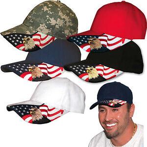 The-American-Patriotic-Baseball-cap-Rockpoint-Eagle-Flag-cap-USA-5-cotton-color