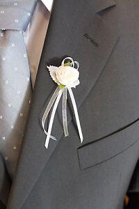 Anstecker Hochzeit Gasteanstecker 4 Farben Hochzeitsanstecker