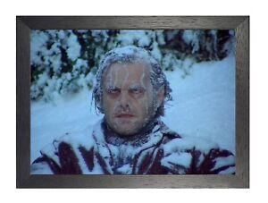 The Shinning Frozen Jack Nicholson Stephen Kings Horror Film