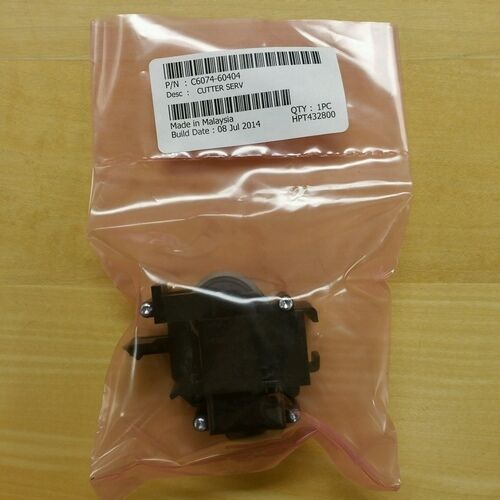 C6074-60404 HP DesignJet 1050C Cutter Assembly *New OEM*