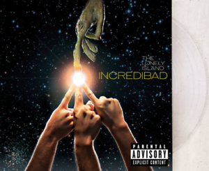 Incredibad - The Lonely Island SNL Exclusive Clear W/ Yellow Splatter Vinyl 2xLP