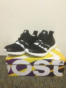 Details about ADIDAS x Undefeated Ultra Boost Black US Size 8.5 **BRAND NEW WITH BOX**