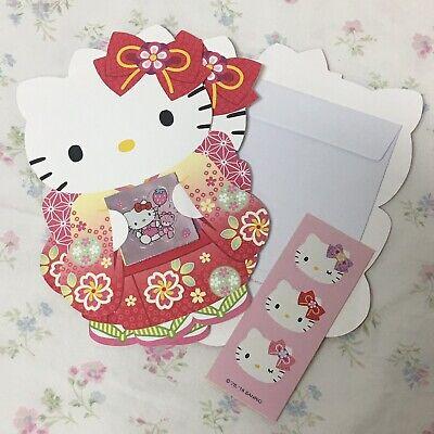 Sanrio Hello Kitty Mini Envelopes For Gift Card Money No 1