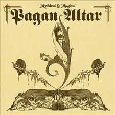 Mythical & Magical * by Pagan Altar (CD, 2012) New  Prog. Rock
