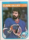1982 O-PEE-CHEE Clark Gillies #201 Hockey Card