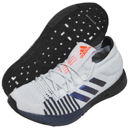 adidas PULSEBOOST HD Men's Running Shoes Gray Fitness Outdoor Walking EG0978