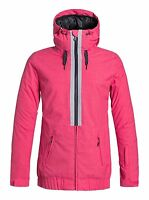 Roxy Jetty Solid - Snowboard Jacket Pink - Various Sizes -