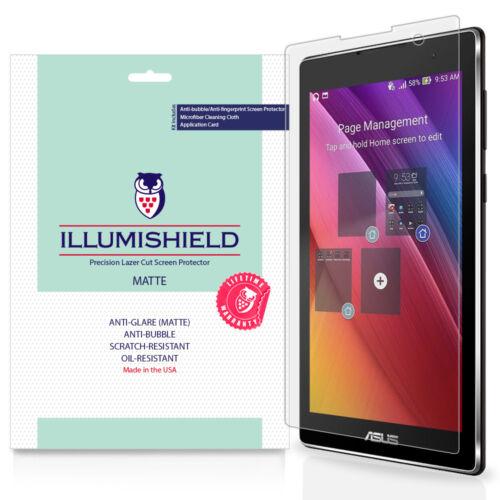 iLLumiShield Matte Screen Protector w Anti-Glare 3x for Asus ZenPad C 7.0