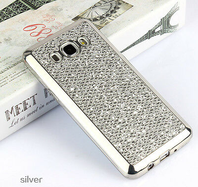 Ultra-thin Glitter Soft Bling TPU Skin Case Cover For Samsung Phone Accessories