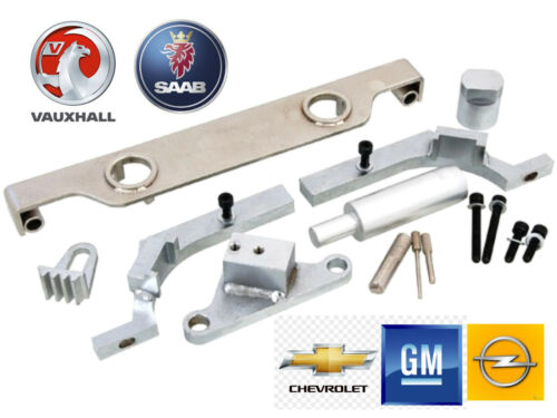 Vauxhall GM Petrol Engine Timing Tool Kit 2.0 2.4 Twin Cam Turbo Astra Saab 9-5