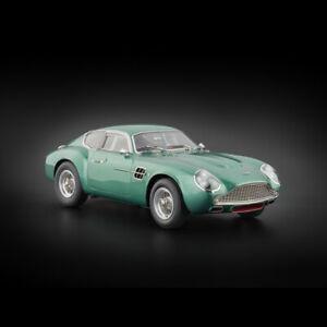 CMC-M-132-Aston-Martin-DB4-GT-Zagato-1961-Green-Diecast-Model-Car-NEW-SEALED