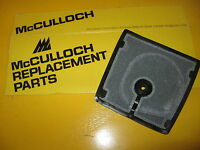 Air Filter Mcculloch Chainsaw 610 650 605 3.4 Timberbear Eager Beaver 3.7