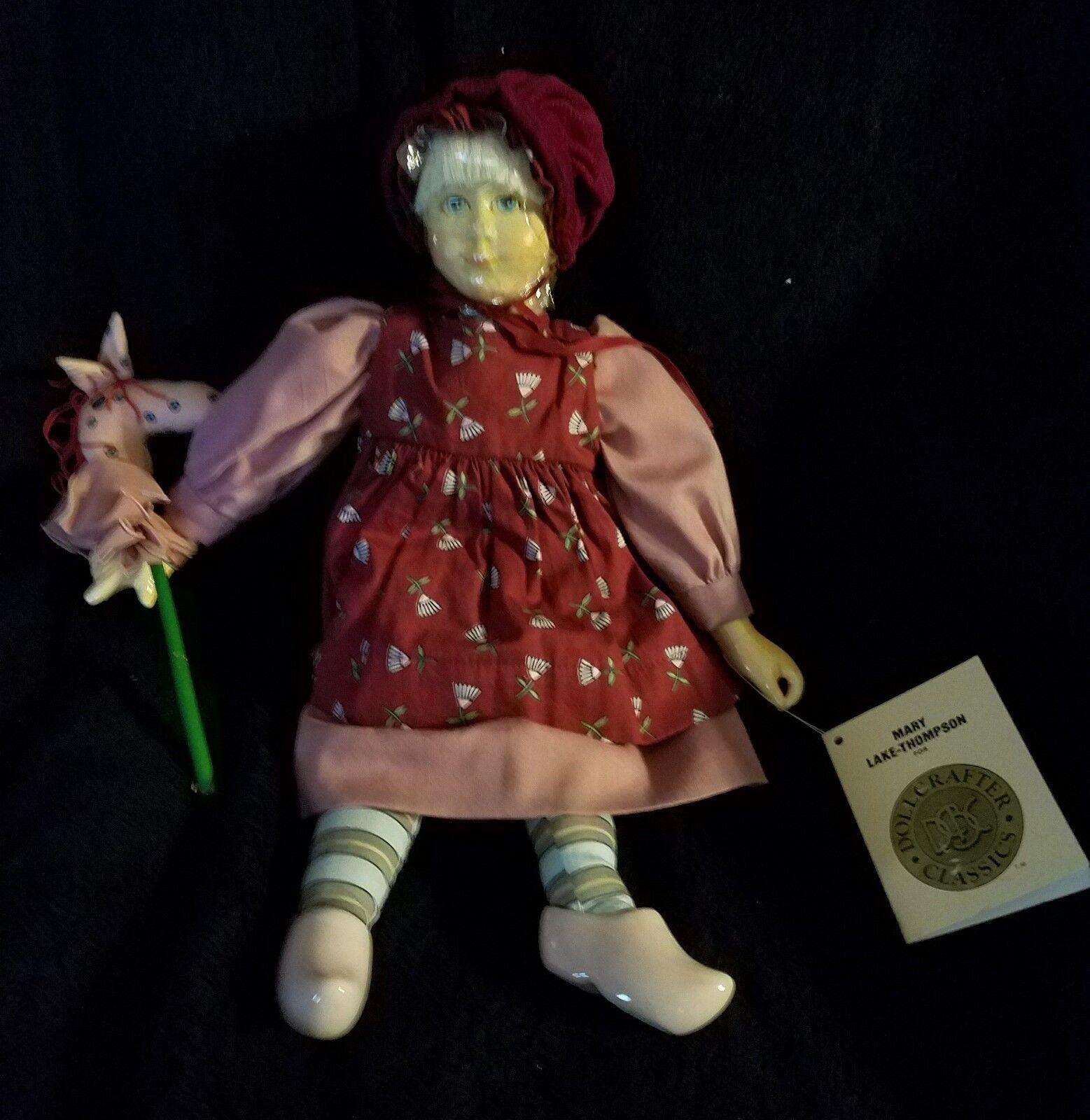 Mary lake thompson abigail doll