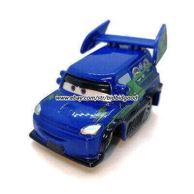 Mattel Disney Pixar Cars DJ 2004 Scion xB Die-Cast Model Vehicles Kids Toy Loose