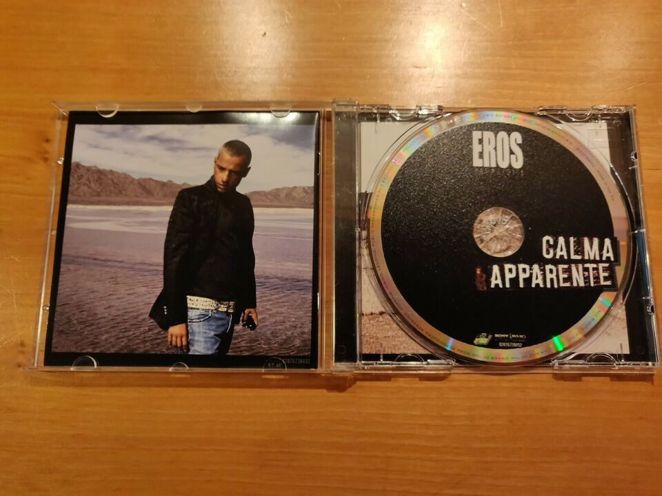 Eros Ramazzotti: Calma Apparente, rock