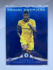 2018-2019 PANINI TREBLE EMERSON PALMIERI CHELSEA NUMBERED /75