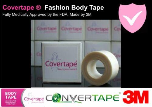 Covertape Instant Halter Brust Form Enhancer Unsichtbarer Bh Band 25mm X 5M