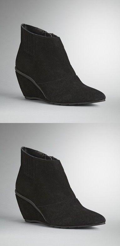 Size 9.5 KENNETH COLE Suede Donna Boot Shoe! Reg 120 Sale 49.99 LastPair!
