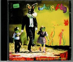 CD - WHITE FLAG: Eternally Undone-20 years of real punk