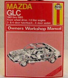 Mazda-GLC-1981-1985-Workshop-Repair-Manual-Haynes-61011-757