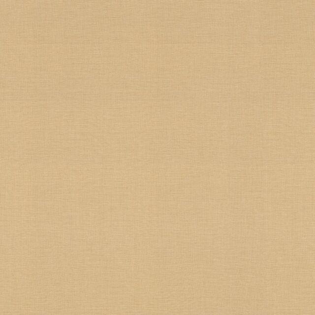 Rasch Tapete Kerala 551822 Uni einfarbig gold satin Vliestapete Vlies