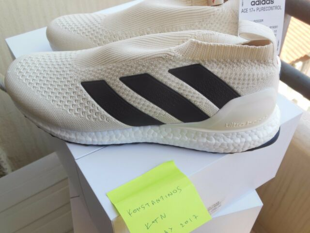 Adidas ACE 17 Purecontrol Ultra Boost Champagne BY9091 10.5 MSG ME FIRST