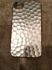 Silver Textured iPhone 4s case