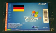 Windows XP Professional Vollversion + Hologramm-CD SP2 SB System Builder OVP NEU