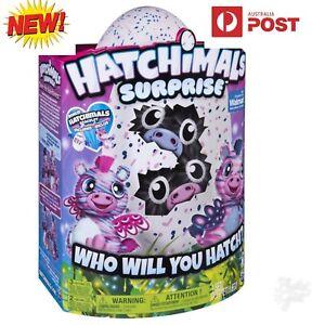 Details About Hatchimals Surprise Zuffin Twins Pink Blue Egg Walmart Exclusive Bonus Bracelet
