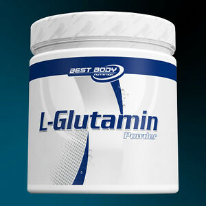 Best-Body-Nutrition-L-Glutamin-51-96-kg-Pulver-250g-Aminosaeuren