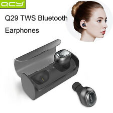 QCY Q29 TWS Twins True Wireless Bluetooth Stereo Headset Headphone Inear Ea