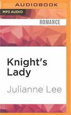 Tenebrae: Knight's Lady by Julianne Lee (2016, MP3 CD, Unabridged)