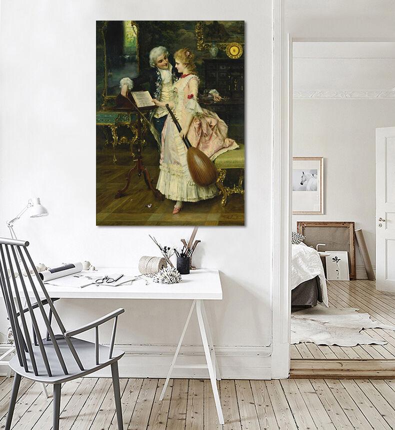 3D Aristokratische Jugend 33 Wandbild Fototapete Bild Tapete Familie AJSTORE DE