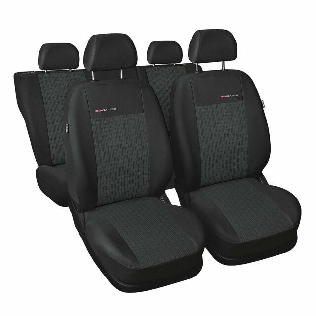 Toyota C-HR 2016-  Maß Sitzbezüge Schonbezüge Sitzbezug AP1