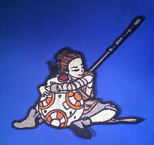 Rey & BB8 of Star Wars Patch