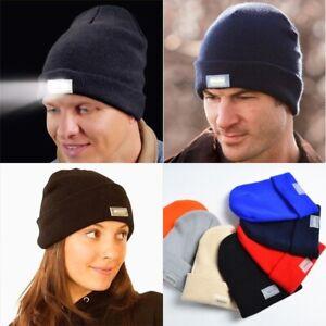5-LED-Sports-Running-Knitted-Beanie-Cap-Headlamp-Head-Light-Flashlight-Torch-Hat