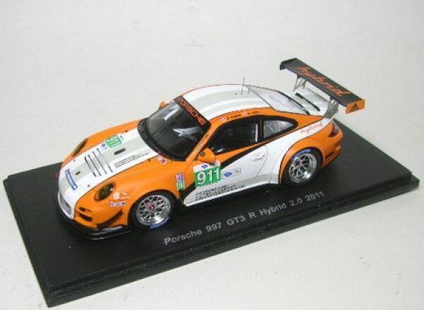 Porsche 997 Gt3 R Hybride 2.0 2011