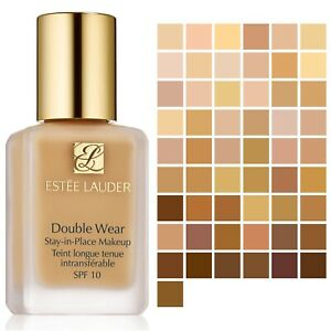 estee lauder double wear stay in place makeup spf 10 foundation 30ml shades ebay