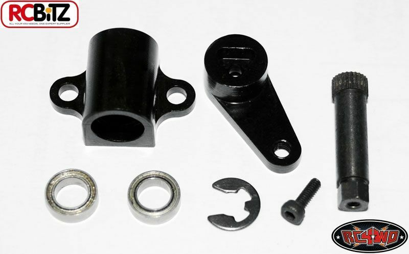 RC4WD Remote Steering Arm Setup 25t Horn fitting Z-S0447 Metal w  bearing