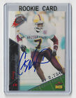 PACKERS Craig Newsome signed card AUTO RC Arizona State Rookie Card Green Bay