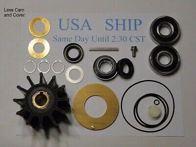 Major Repair Kit For Sherwood Raw Sea Water Pump Impeller P17XX Caterpillar