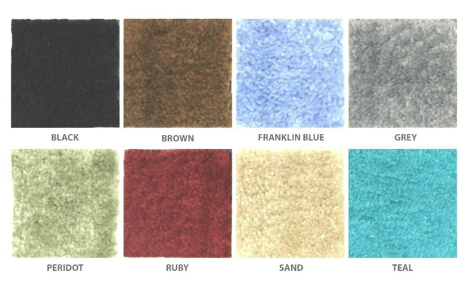 Black Wall To Wall Bathroom Carpet Rugs In 8 Colors Size 5 X 8 Pick 1 Now X For Sale Online Ebay