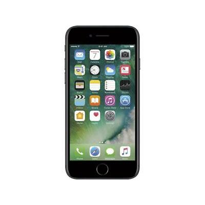 "Apple iPhone 7 32GB 4G LTE Cell Phone 4.7"" 2GB RAM Black"