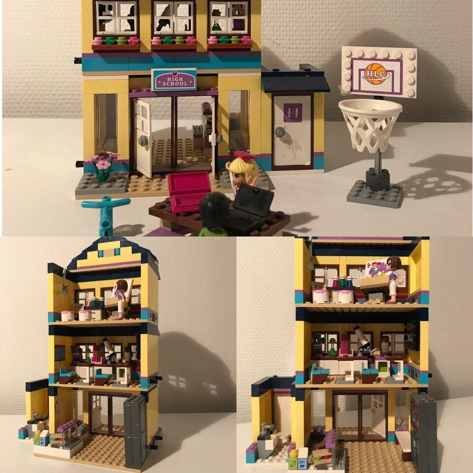 Lego Friends, Mange forskellige