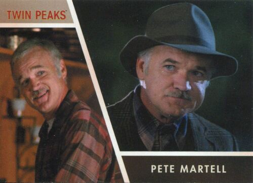 Twin Peaks 2018 Character Chase Card CC22 Jack Nance as Pete Martell