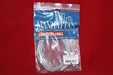 PS2 (PS/2) Extension Cable, Mini Din 6-Pin 6 ft. Male-Female. For Keyboard Mouse