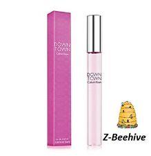 Calvin Klein Down Town Eau de Parfum Rollerball 0.33 oz. SEALED in Box
